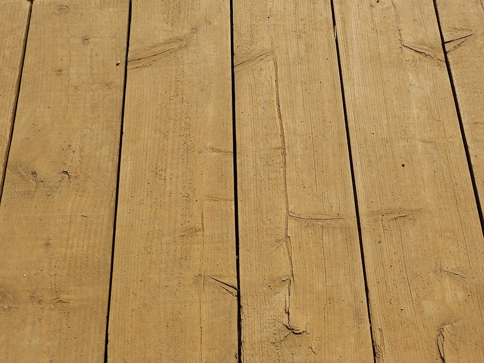 deck stain finishes